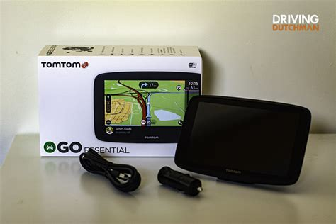 tomtom go essential test tomtom go essential