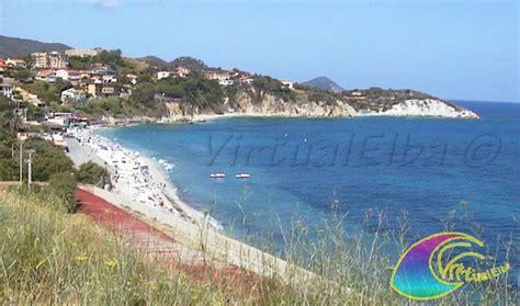 Le Ghiaie Portoferraio - spiaggia le ghiaie 400 m portoferraio isola d elba