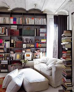 Picture, Of, Home, Library, Designs
