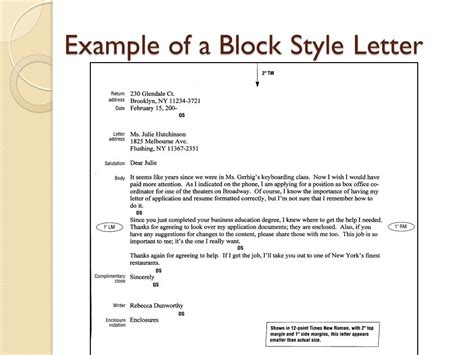 inspirational correct letter format how to format a