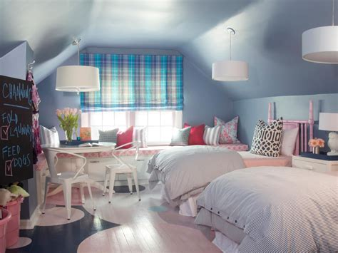15 Amazing Twin Girls Bedroom Designs Allstateloghomes