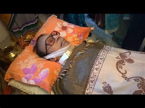 actress kanaka funeral photo actor ssr s s rajendran passed away veteran tamil