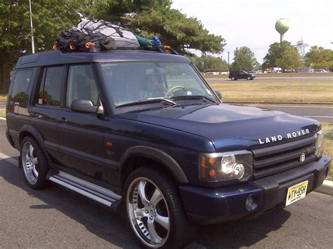 Land Rover Discovery Modification by Edoubles103 2003 Land Rover Discovery Specs Photos