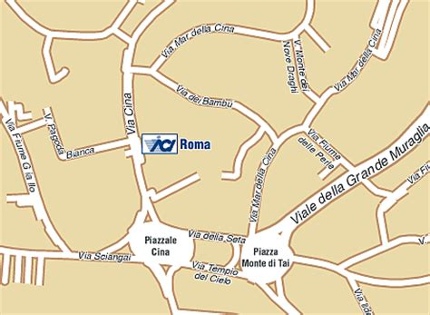 Ufficio Aci Roma by Area Metropolitana Aci Di Roma Dove Ci Trovi