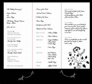 table numbers menu cards wedding ceremony program etc With layout of wedding ceremony
