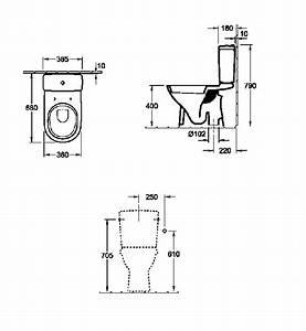 Wc Sortie Vertical : wc compact sortie verticale wc compact sortie vertical ~ Premium-room.com Idées de Décoration