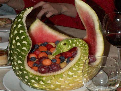 decoration de salade de fruits le castel de caroline salade de fruits