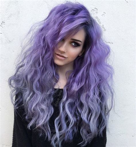Different Of Hair Colors by 17 Best Ideas About Purple Hair On Different