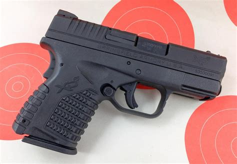 We Shoot The New 40 S&w Xds From Springfield Armory