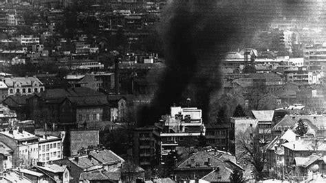 sarajevo siege two decades after siege sarajevo still a city divided
