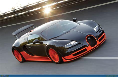Bugatti Veyron Super Sport Sets New