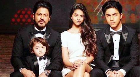 Here's How Shah Rukh Khan Spends Time With His Kids Abram