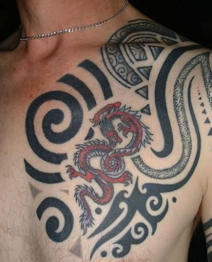 interesting family tribal tattoos  tribal