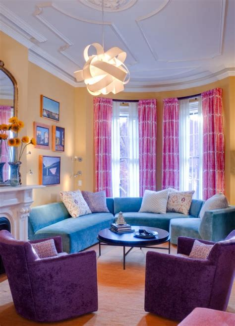 Living Room Decorating And Designs By Jon Andersen
