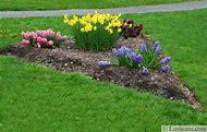 Spring Flower Bed Ideas