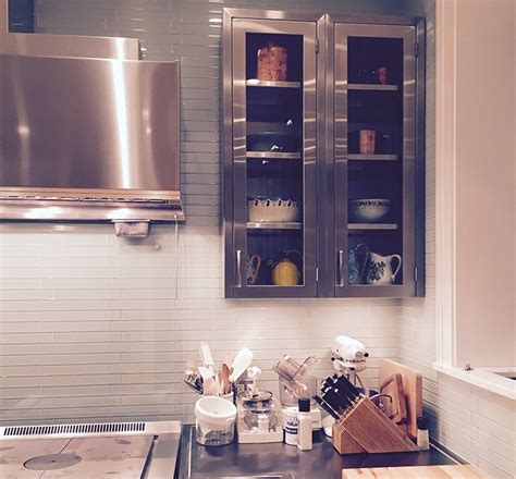 Stainless Steel Wall Cabinets Kitchen by Stainless Steel Wall Cabinets Sc