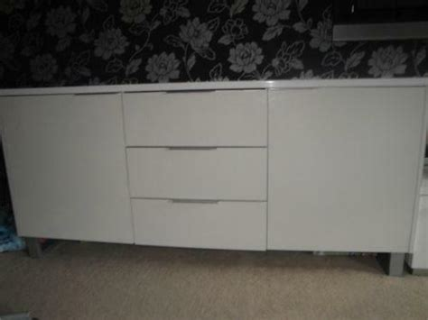White Sideboard Furniture by White Sideboard Cabinets Dressers Ebay
