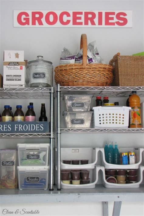 Garage Organization Makeover  Clean And Scentsible