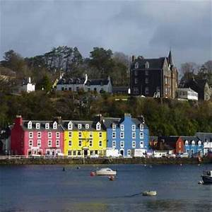 Tobermory Isle Of Mull Information About Tobermory On