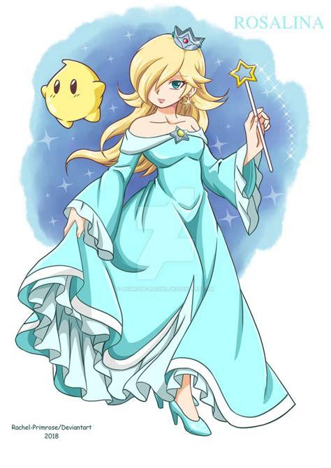 Princess Rosalina By Primrose On