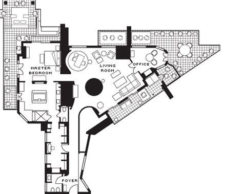 paris penthouse suite  seasons hotel george  paris