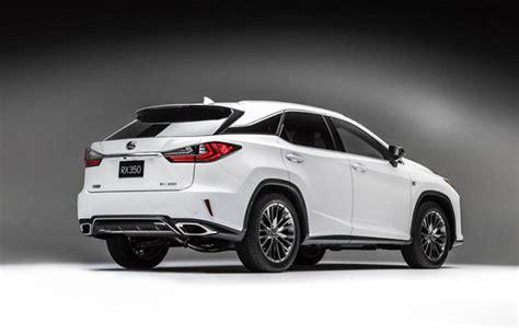 2019 Lexus Rx 350 Redesign, Release Date, Specs 2018