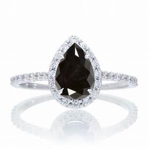 black diamond wedding ring uk wedding o With black dimond wedding ring