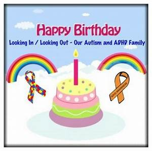 Happy birthday wish for Autism-ADHD families | Autism ...