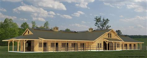 open floor plan house designs barn and stable designs equine stables trilogy