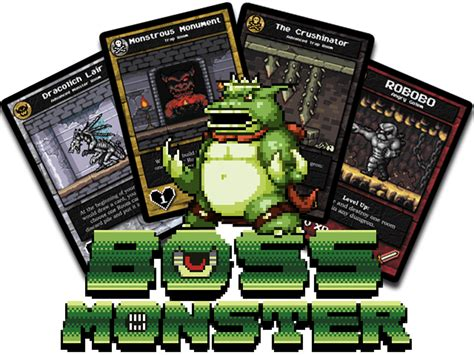 Save yourself the hassle unless. Card Game Review: Boss Monster - The Geekly Grind