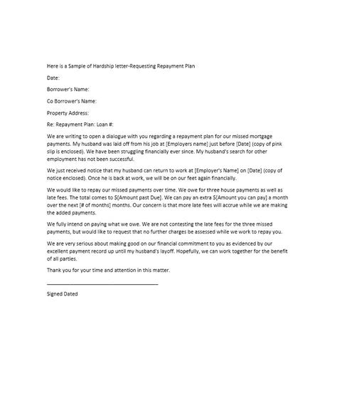 exceptional hardship letter template driving ownerletterco