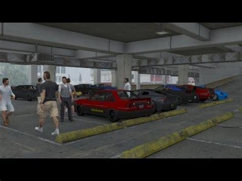 grand theft auto   street car meet pt