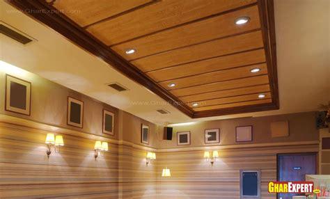 Wood Ceiling Planks by Wood Ceiling Planks Design Homesfeed