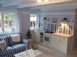 Teppich Landhausstil Blau : wohnzimmer blaue lagune von wohli 28782 zimmerschau ~ Markanthonyermac.com Haus und Dekorationen