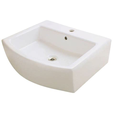 bisque bathroom sinks the home depot