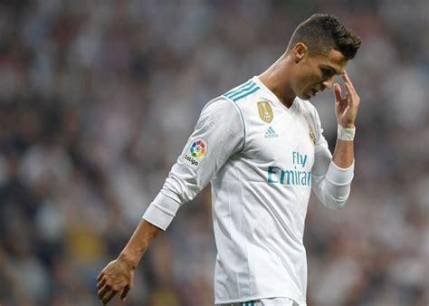 Real Madrid 0-1 Real Betis: Cristiano Ronaldo's La Liga ...