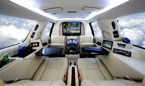 The Mobile Office Suv By Limousinesworld