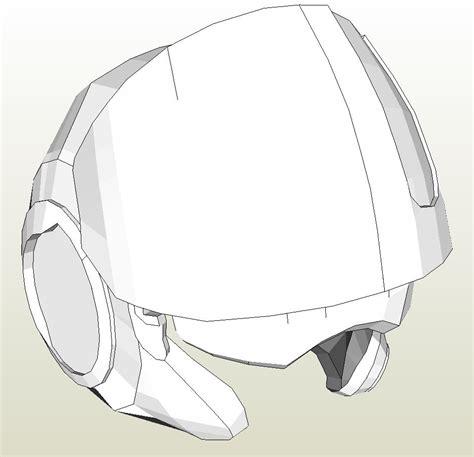 foam helmet template foamcraft pdo file template for wars tfa x wing pilot helmet foam