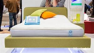 Smart bed for kids knows when they're awake, keeps ...