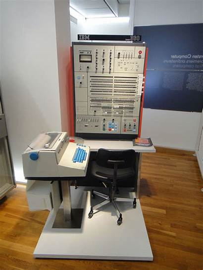 Ibm 360 System Mainframe Computer Console 1964