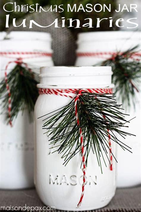 diy mason jar ideas tutorials  holiday