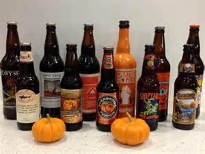 Pumpkin Ale Beer Brands