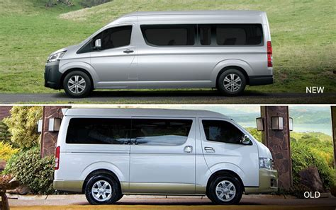 How Much Is A Brand New by Vs All New Toyota Hiace Autodeal