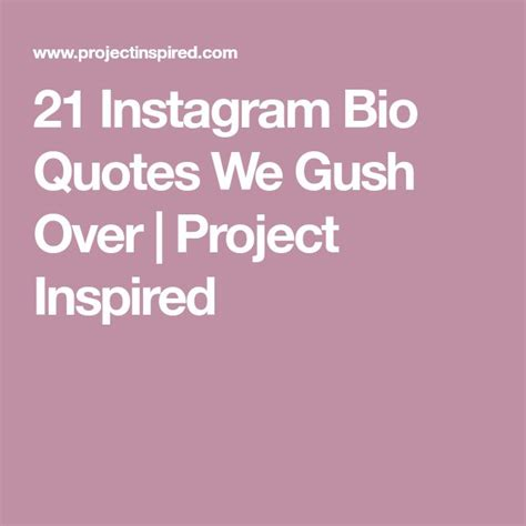 best 25 instagram bio quotes ideas on