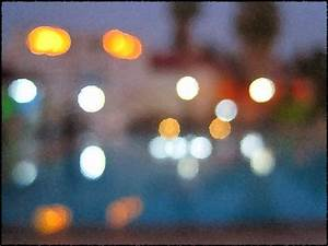 Blurry Lights Free Stock Photo - Public Domain Pictures