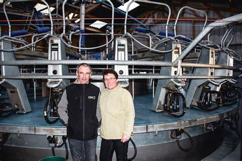 salle de traite vache laitiere confortable le roto est fait pour nous journal paysan breton