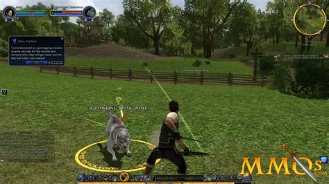 Lord Of The Rings Online Game Review