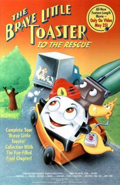 the brave toaster to the rescue trailer 1000 images about my childhood shows on