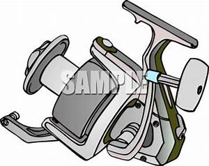 Fishing Reel Clip Art (10+)