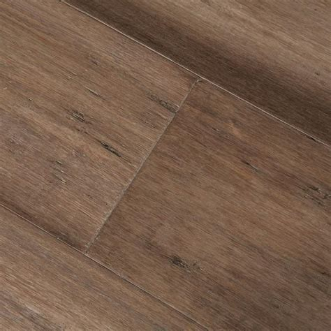 Solid Strand Bamboo Flooring: Aged Silver   FREE SAMPLE